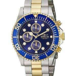 Invicta Pro Diver Chronograph Quartz 200M 1773 Mens Watch