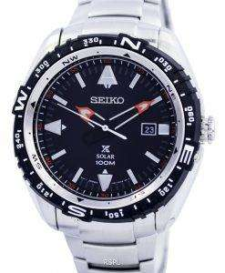 Seiko Prospex Land Solar Powered 100M SNE421 SNE421P1 SNE421P Mens Watch