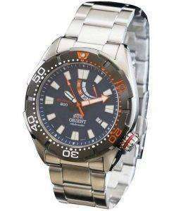 Orient M-Force Automatic 200M Diver Power Reserve WV0191EL Mens Watch