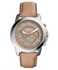 Fossil Grant Chronograph Quartz FS5209 Men's Watch