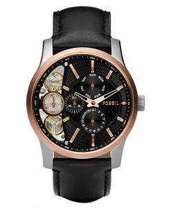 Fossil Mechanical Twist Multifunction ME1099 Men's Watch