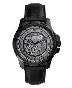 Fossil Dean Automatic Skeleton Dial 100M ME3130 Men's Watch