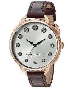 Marc Jacobs Betty Crystals Quartz MJ1478 Women's Watch