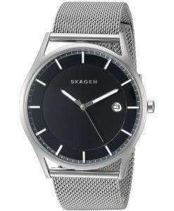 Skagen Holst Steel Mesh Quartz SKW6284 Men's Watch