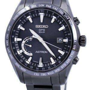 Seiko Astron GPS Solar World Time Japan Made SSE089 SSE089J1 SSE089J Mens Watch