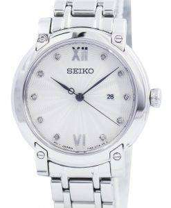 Seiko Quartz Diamond Accent SXDG79 SXDG79P1 SXDG79P Womens Watch