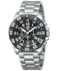 Luminox Sea Navy Seal Colormark Chrono 3180 Series Swiss Quartz 200M XS.3182 Mens Watch