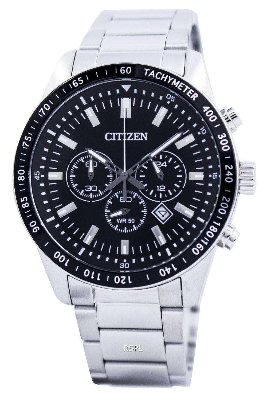 Citizen Quartz Chronograph An8071 51e Mens Watch