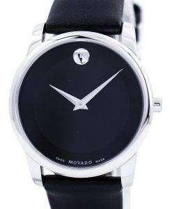 Movado Museum Classic Swiss Made Quartz 0606502 Mens Watch
