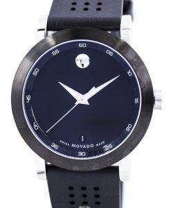 Movado Museum Sport Swiss Made Quartz 0606507 Mens Watch