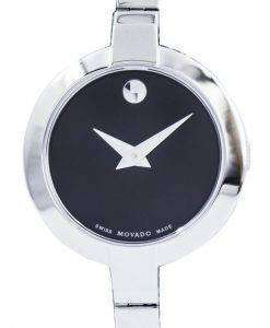 Movado Bela Swiss Made Quartz 0606595 Womens Watch