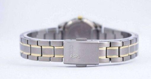 Seiko Sapphire Titanium Quartz 100M SXA115 SXA115P1 SXA115P Womens Watch