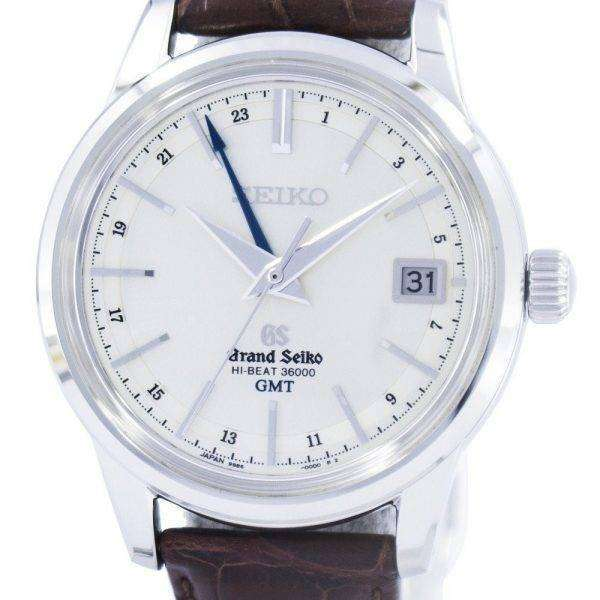 Grand Seiko Hi-Beat Automatic Power Reserve Men'S Watch