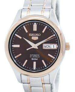 Seiko 5 Automatic 21 Jewels SNK878 SNK878K1 SNK878K Women's Watch