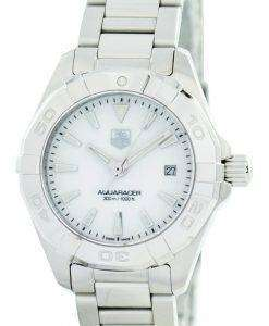 Tag Heuer Aquaracer Quartz 300M WAY1412.BA0920 Women's Watch