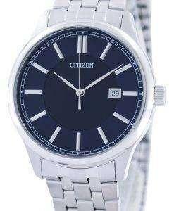 Citizen Quartz Blue Dial BI1050-56L Mens Watch