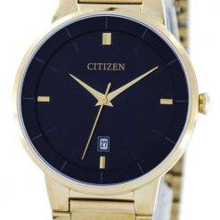 Citizen Quartz Black Dial BI5012-53E Mens Watch