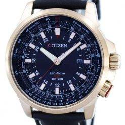 Citizen Promaster Eco-Drive GMT BJ7073-08E Mens Watch