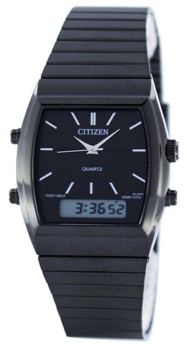 Citizen Quartz Alarm Chronograph Analog Digital JM0545-58E Mens Watch