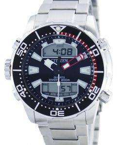 Citizen Aqualand Promaster Divers 200M Analog Digital JP1090-86E Mens Watch fd4a1e0def