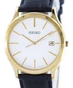 Seiko Quartz SGEE08 SGEE08P1 SGEE08P Men's Watch