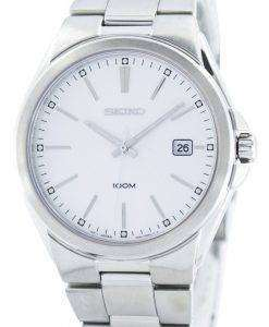 Seiko Quartz Analog SGEE27 SGEE27P1 SGEE27P Men's Watch