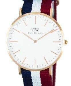 Daniel Wellington Classic Cambridge Quartz DW00100003 (0103DW) Mens Watch