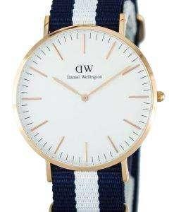 Daniel Wellington Classic Glasgow Quartz DW00100004 (0104DW) Mens Watch