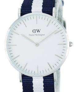 Daniel Wellington Classic Glasgow Quartz DW00100047 (0602DW) Womens Watch