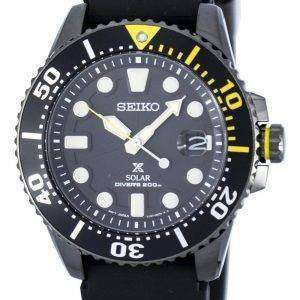 Seiko Prospex Solar Diver's 200M SNE441 SNE441P1 SNE441P Men's Watch