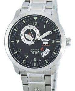 Seiko 5 Sports Automatic 24 Jewels SSA205 SSA205K1 SSA205K Men's Watch