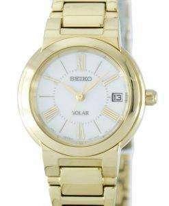 Seiko Solar SUT036 SUT036P1 SUT036P Women's Watch