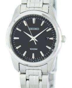Seiko Quartz 100M SXDE65 SXDE65P1 SXDE65P Women's Watch