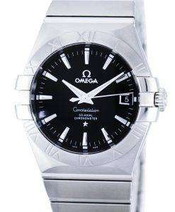 Omega Constellation Co-Axial Chronometer Automatic Power Reserve 123.10.35.20.01.001 Men's Watch