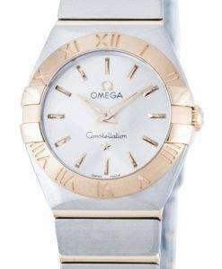 Omega Constellation Quartz Power Reserve 123.20.24.60.02.001 Women's Watch