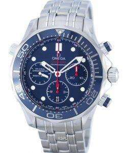 Omega Seamaster Professional Diver Co-Axial Chronograph Automatic 212.30.44.50.03.001 Men's Watch