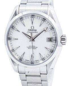 Omega Seamaster Aqua Terra Co-Axial Chronometer 231.10.39.21.02.001 Mens Watch