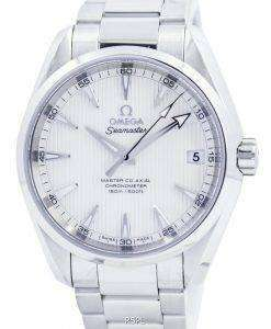 Omega Seamaster Aqua Terra Master Co-Axial Chronometer 231.10.39.21.02.002 Mens Watch