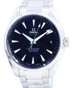 Omega Seamaster Aqua Terra Master Co-Axial Chronometer 231.10.42.21.01.004 Mens Watch