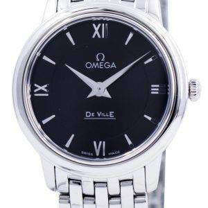 Omega De Ville Prestige Quartz 424.10.27.60.01.001 Women's Watch