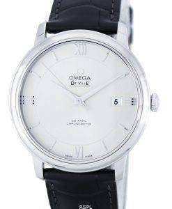 Omega De Ville Prestige Co-Axial Chronometer Automatic Power Reserve 424.13.40.20.02.001 Men's Watch