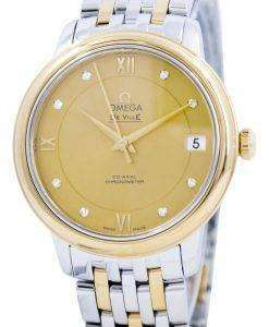 Omega De Ville Prestige Co-Axial Chronometer 424.20.33.20.58.001 Womens Watch