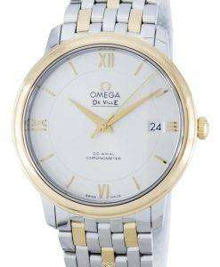 Omega De Ville Prestige Co-Axial Chronometer Automatic Power Reserve 424.20.37.20.02.001 Men's Watch