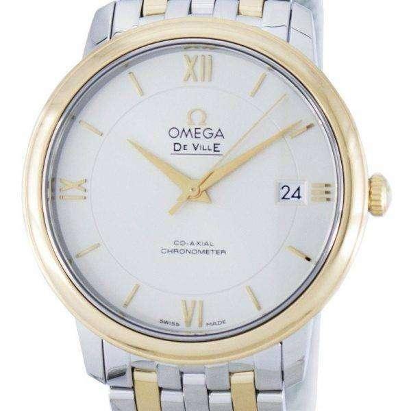Omega De Ville Prestige Co-Axial Chronometer Automatic Power Reserve 424.20.37.20.02.001 Men's Watch