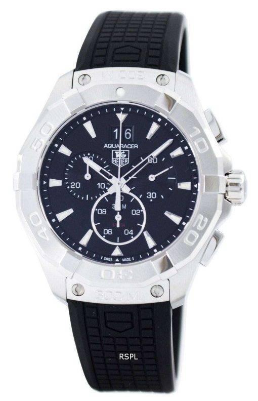Tag Heuer Aquaracer Chronograph Quartz Swiss Made 300M CAY1110.FT6041 Men's Watch