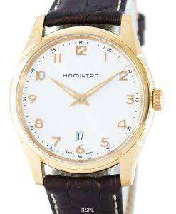 Hamilton Jazzmaster Thinline Quartz H38541513 Men's Watch