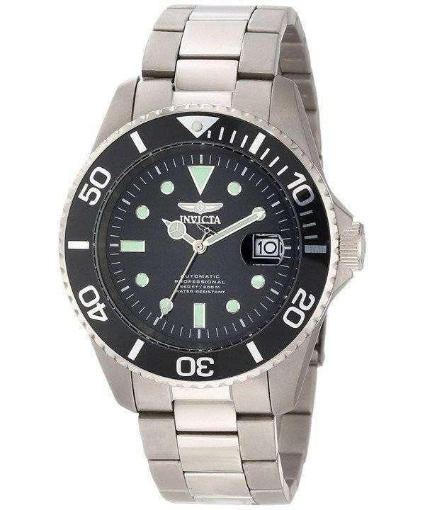 891bba42e Invicta Pro Diver Professional Automatic 200M 0420 Mens Watch