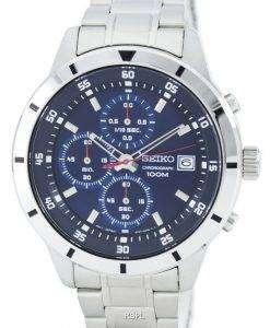 Seiko Quartz Chronograph SKS559 SKS559P1 SKS559P Men's Watch
