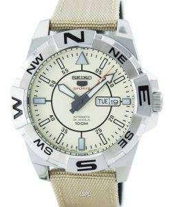 Seiko 5 Sports Automatic 24 Jewels Japan Made SRPA67 SRPA67J1 SRPA67J Men's Watch