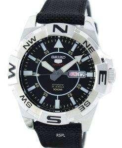 Seiko 5 Sports Automatic 24 Jewels Japan Made SRPA69 SRPA69J1 SRPA69J Men's Watch